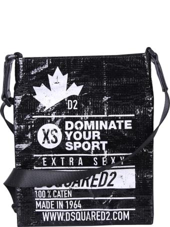 Dsquared2 Printed Bag