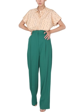 Paul Smith Loose Fit Trousers