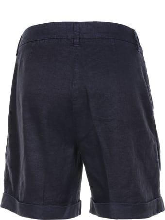 Re-HasH Bermuda Shorts Dark Blue