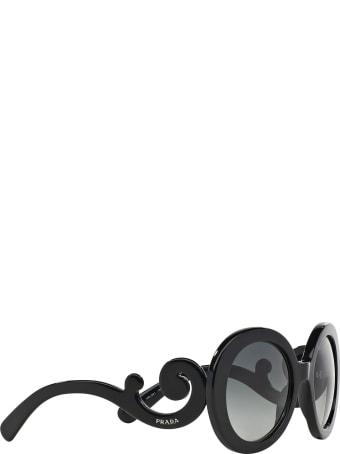 Prada Prada Pr 27ns Black Sunglasses