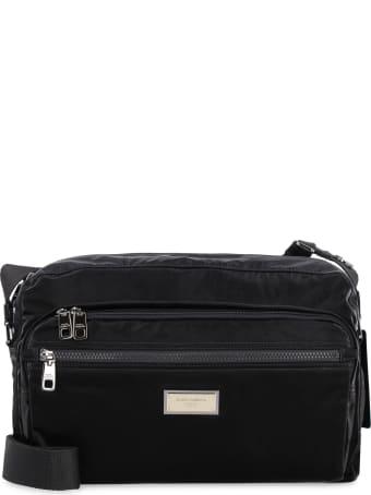 Dolce & Gabbana Nylon Messenger Bag