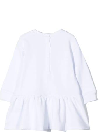Balmain White Cotton Dress