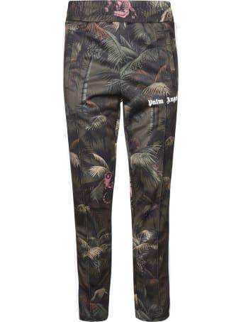 Palm Angels Classic Jungle Track Pants