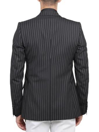 Dolce & Gabbana Pinstriped Jacket