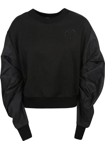 Alexander McQueen Wide Sleeve Sweater