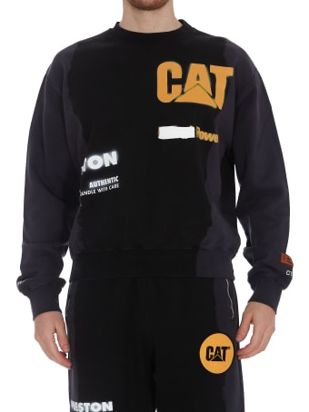 HERON PRESTON Hp X Caterpillar Sweatshirt