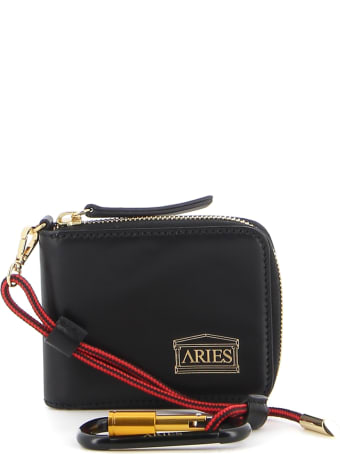 Aries Leather Wallet