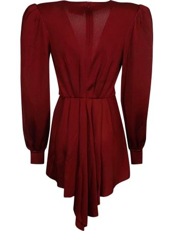 Alexandre Vauthier Viscose Knit Short Dress