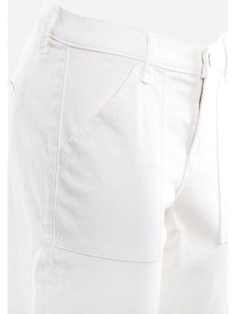 J Brand Arkin Trousers In Cotton Blend