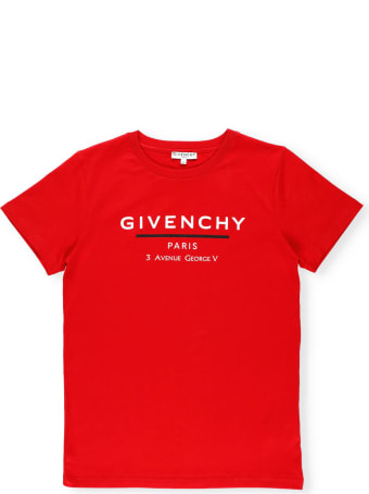Givenchy Cotton T-shirt