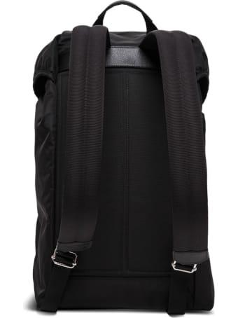 Givenchy 4g Light Black Nylon Backpack