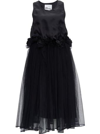 Noir Kei Ninomiya Tulle Dress