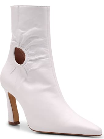 Kalda 'fory' Leather Ankle Boots