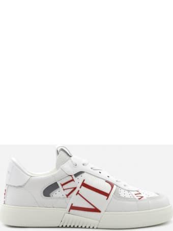 Valentino Garavani Vl7n Low-top Sneakers In Leather