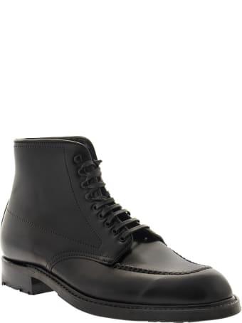 Alden Black Shell Cordovan Indie Boot