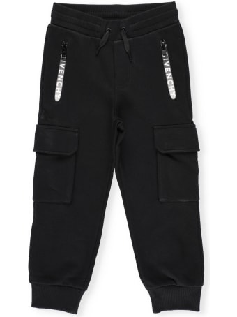 Givenchy Track Pants With Logo