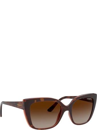 Vogue Eyewear Vogue Vo5337s Dark Havana Sunglasses