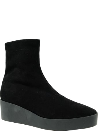 Clergerie Robert Clergerie Leather Ankle Boots