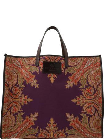 Etro 'globetrotter' Bag