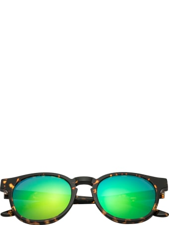 Kyme Tortoise Joe Sunglasses For Kid
