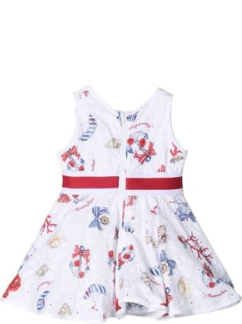 Monnalisa Patterned Dress