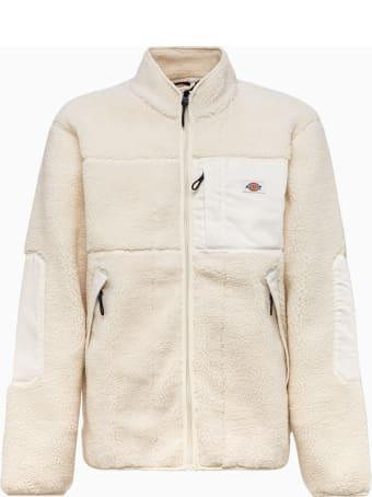 Dickies Jacket Red Chute Sherpa  Dk0a4xftecr