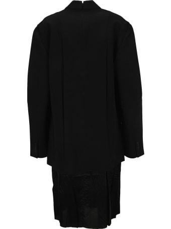 Balenciaga Lining Tailored Dress