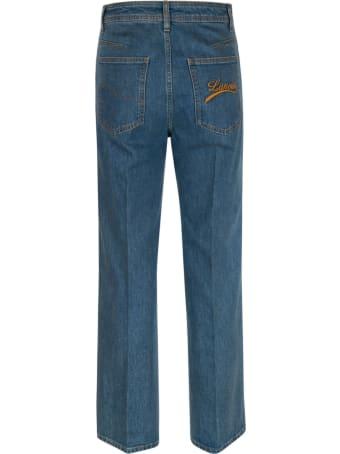 Lanvin Straight Jeans