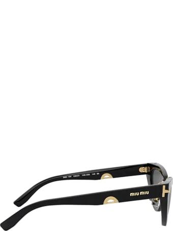Miu Miu Miu Miu Mu 10vs Black Sunglasses