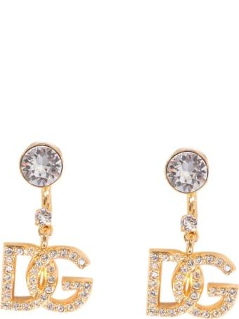 Dolce & Gabbana Diva Earrings
