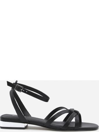MICHAEL Michael Kors Brinkley Leather Sandals