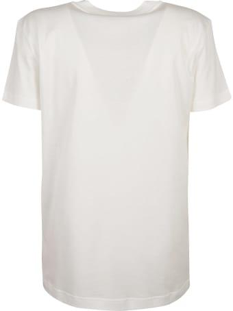 Dolce & Gabbana Logo Patched T-shirt