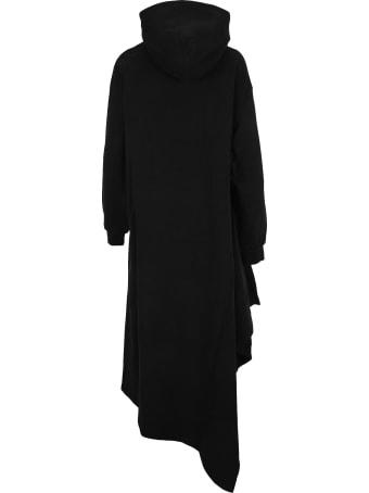 Balenciaga Easywrap Hooded Dress