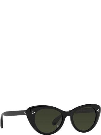 Oliver Peoples Oliver Peoples Ov5415su Black Sunglasses