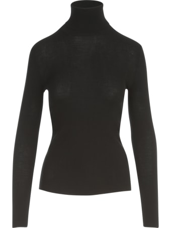 Nuur Ribbed Turtle Neck L/s Sweater