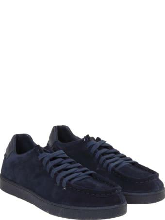 Barracuda Sydney Sneakers In Suede