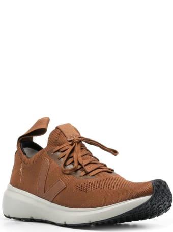 Rick Owens Brown Low-top Sneakers