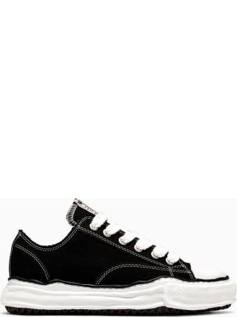 Mihara Yasuhiro Original Sole Canvas Sneakers A01fw702