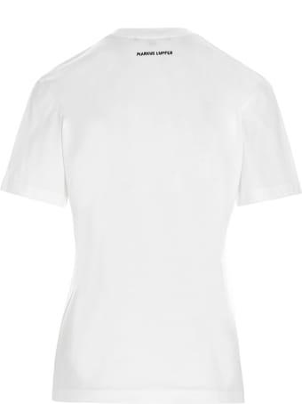 Markus Lupfer 'anna Heart Lip' T-shirt