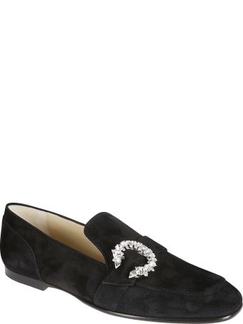 Jimmy Choo Mani Flat Loafers