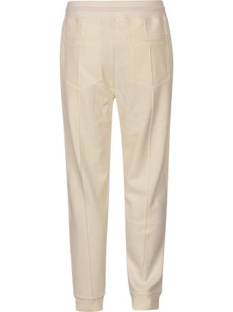 Brunello Cucinelli Drawstring Waist Track Pants