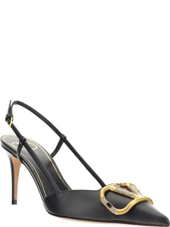 Valentino Garavani Sling Back Shoes T80