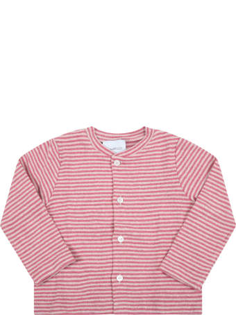 Le Petit Coco Multicolor Cardigan For Baby Girl