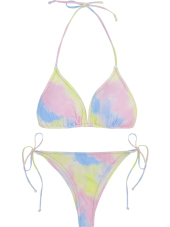 Reina Olga Miami Printed Bikini