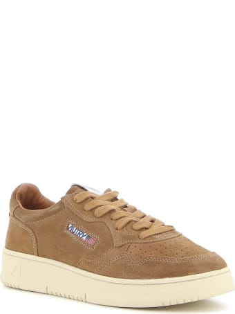 Autry 01 Low Suede