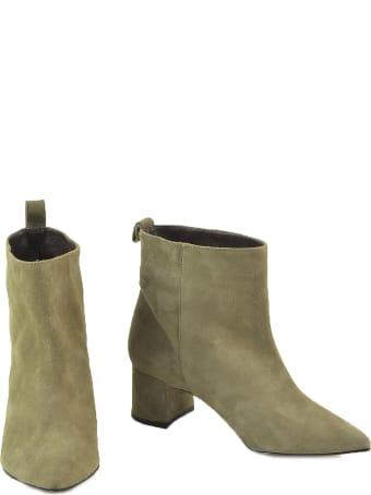 Ballantyne Women's Taupe Booties