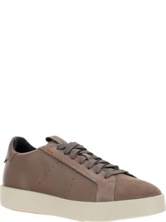 Santoni Declaims Sneakers