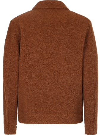 Harris Wharf London Zipped Jacket