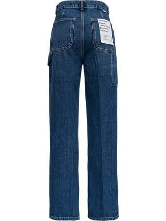 Boyish The Ziggy High Waisted Blue Denim Jeans