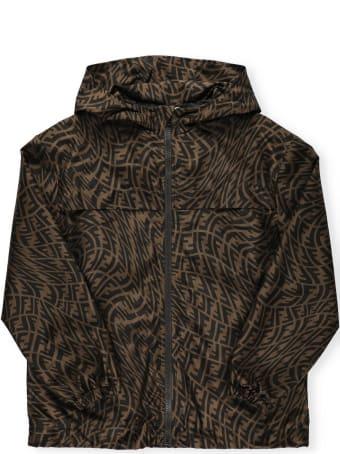 Fendi Monogram Jacket